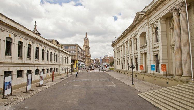 Bronx Distrito Creativo en Bogotá.