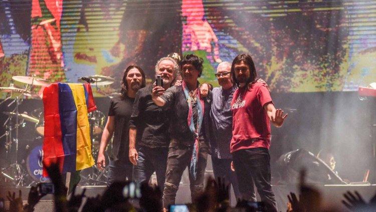 Caifanes Tour 2020 Caifanes anuncia concierto en Colombia en el 2020 | Radiónica