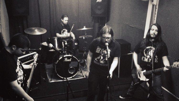 Chite, banda de punk colombiana.