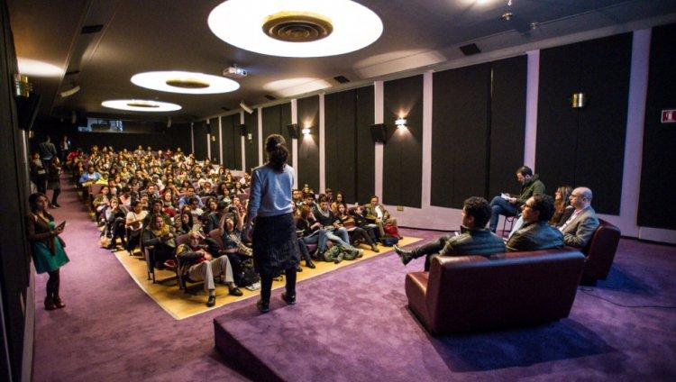 Cinemateca Distrital. Foto tomada de la página de Idartes.