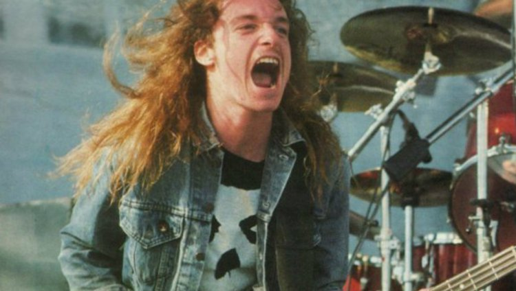 Clifford Lee Burton (1962-1986)