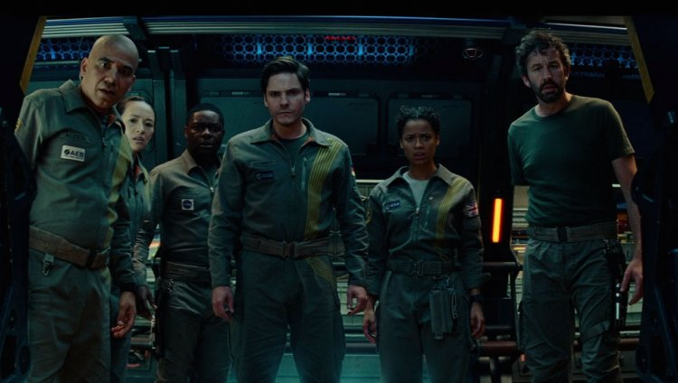 Personajes de 'The Cloverfield Paradox'.