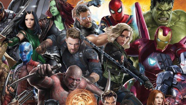 Películas cuarta fase Marvel | Radiónica