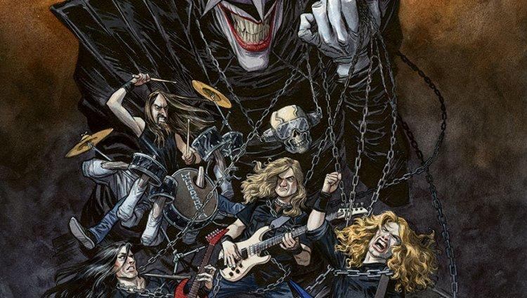 Dark Knights: Death Metal - Band Edition