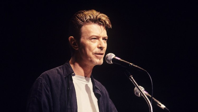 David Bowie. Foto tomada de Billboard.