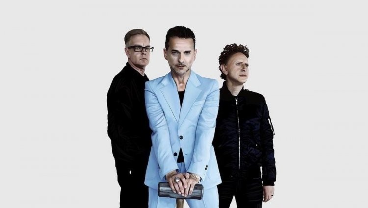Foto tomada de Ultra Depeche Mode