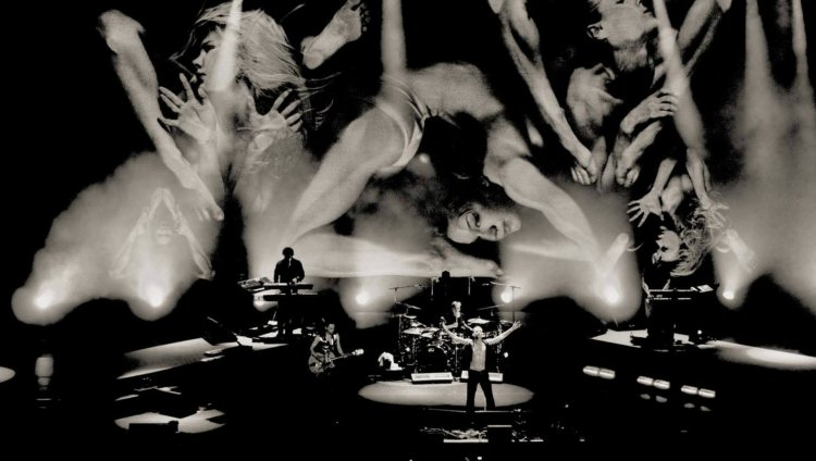 Foto de Pedro philipsen tomada del Facebook de Depeche Mode