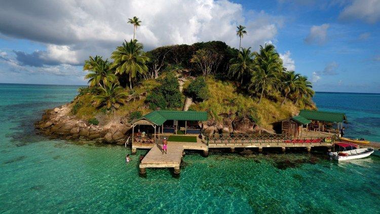 Isla Providencia.