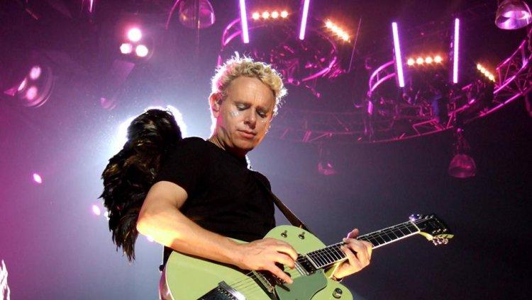 Depeche Mode, foto tomada de facebook