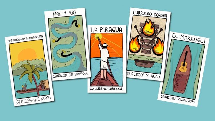 Ilustraciones por Fabián Parrado