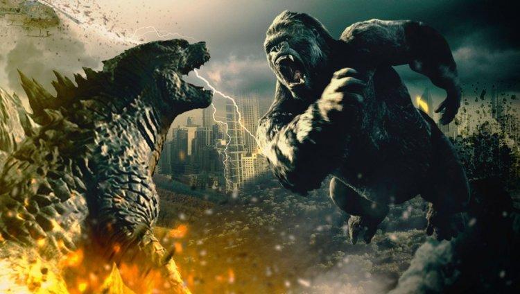 Godzilla vs Kong.
