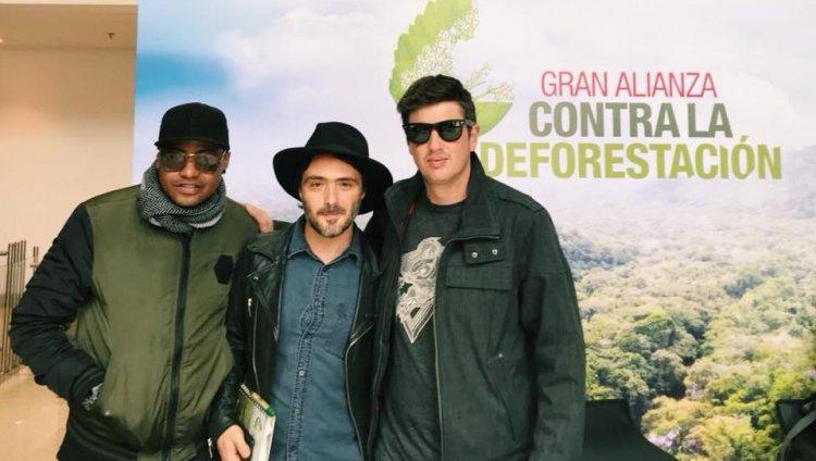 Gran Alianza Contra la Deforestación. Foto tomada de Facebook.