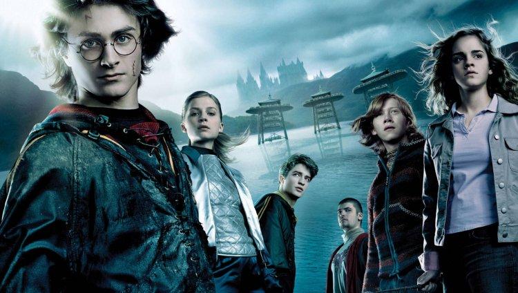 Imagen de 'Harry Potter y el Cáliz de Fuego'.