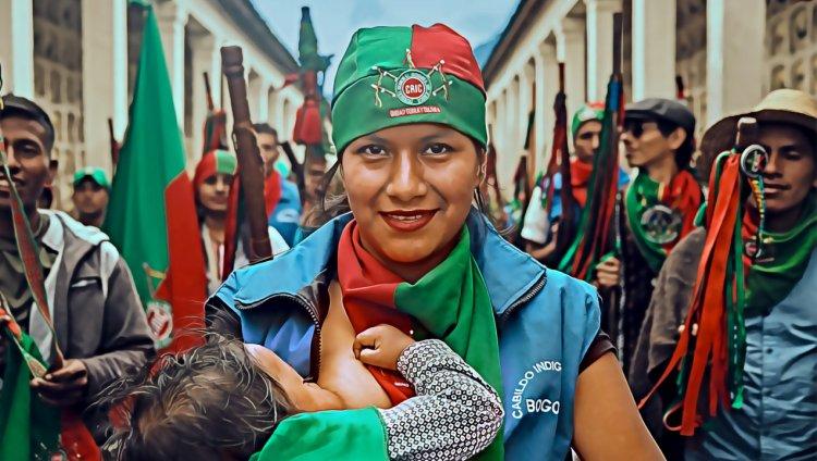 Foto: Cortesía de la Guardia Indígena
