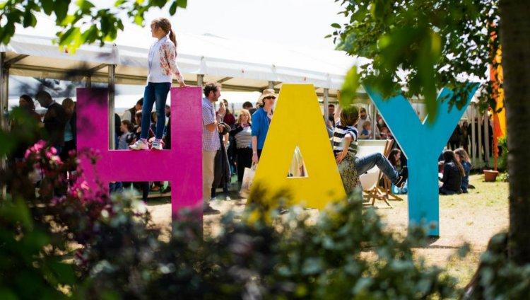 Tomada de HayFestival.com