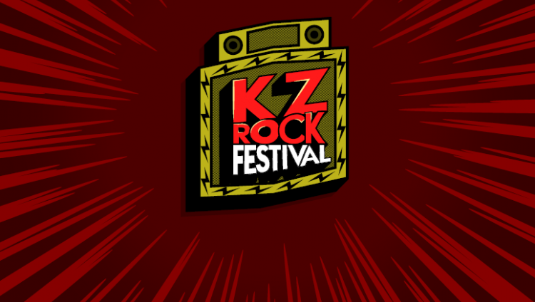 Imagen del KZ Rock Festival tomada de Subterránica.