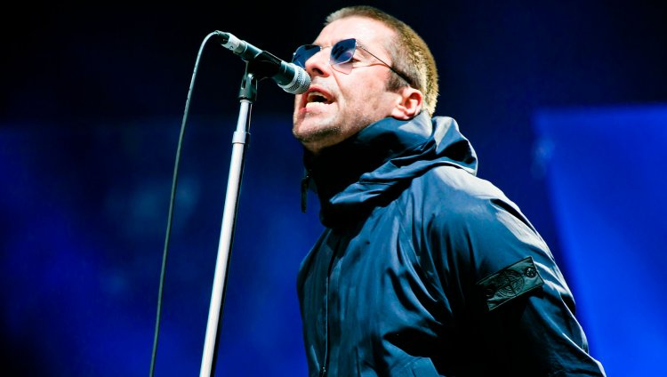 Liam Gallagher. Foto de Matías Altbach