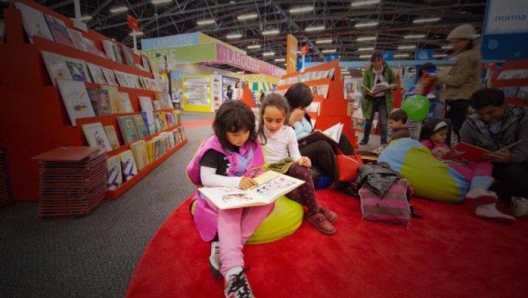 Foto tomada de Feria del Libro