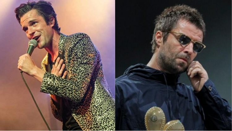 The Killers y Liam Gallagher encabezan los festivales Lollapalooza en Latinoamérica.