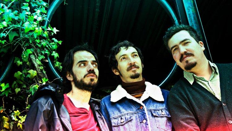 Los Pirañas, banda colombiana. Foto tomada de Facebook.