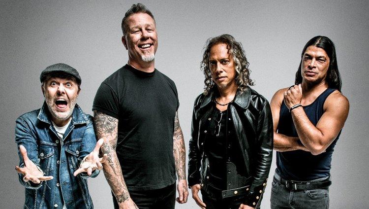 Metallica se ha presentado 4 veces en Colombia (1999, 2010, 2014 y 2016). Foto tomada de rumbacaracas.com