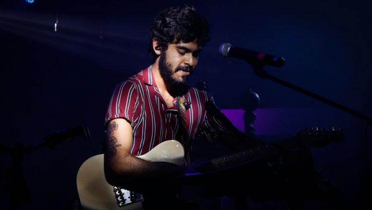 Juan Pablo Delgado de MOÜGLI. Foto por Silvana Mancipe Pardo.