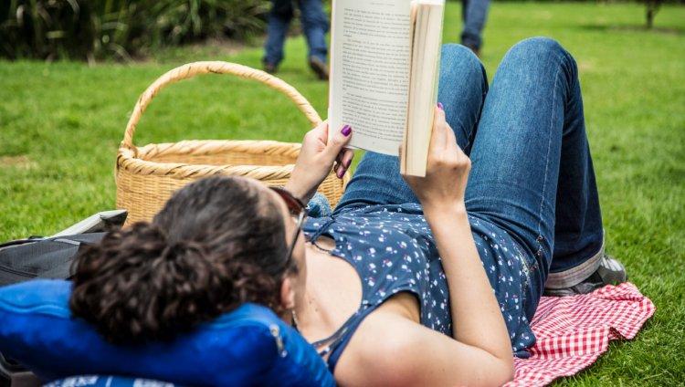 Picnic Literario. Foto cortesía del Jardín Botánico.