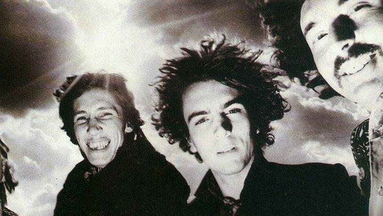 Pink Floyd a finales de los años 60. Foto tomada de rockhaq.com.