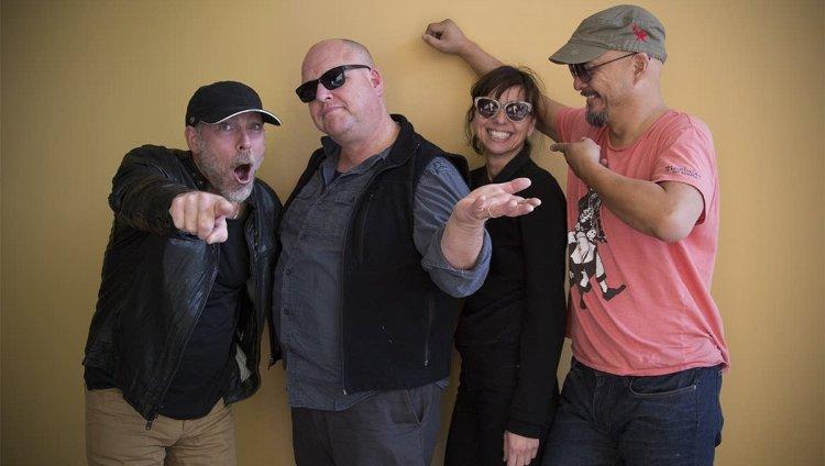 Pixies. Foto tomada de The Current.