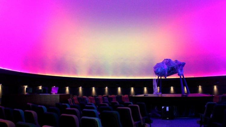 Festival Full Dome en el Planetario de Bogotá. Foto: Idartes.
