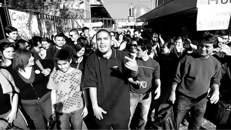 Portavoz - Escribo Rap con R de Revolución