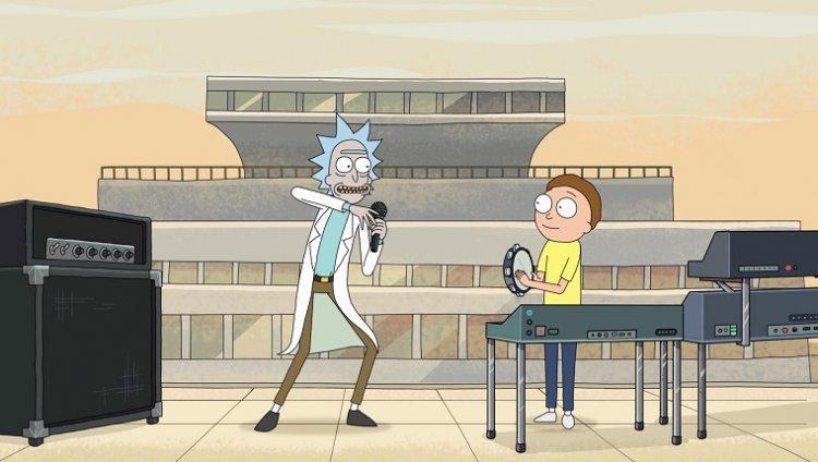 Rick and Morty. Foto tomada de Rick and Morty Wiki.
