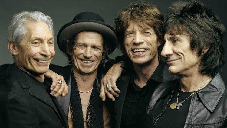 The Rolling Stones comparte conciertos en Youtube gratis | Radiónica
