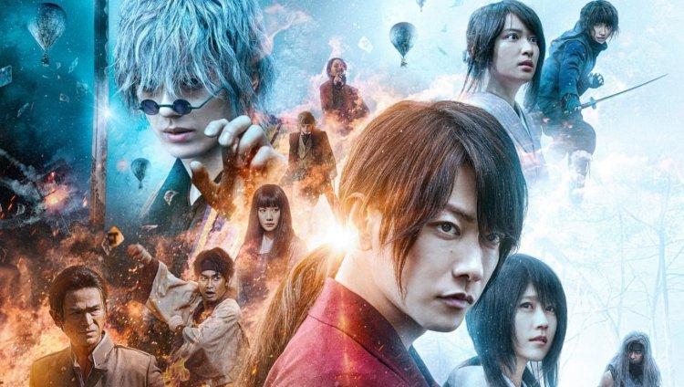 Rurouni Kenshin: The Final en netflix