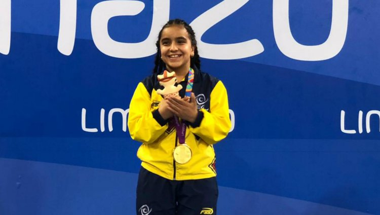 Fotos: Comité Paralímpico Colombiano
