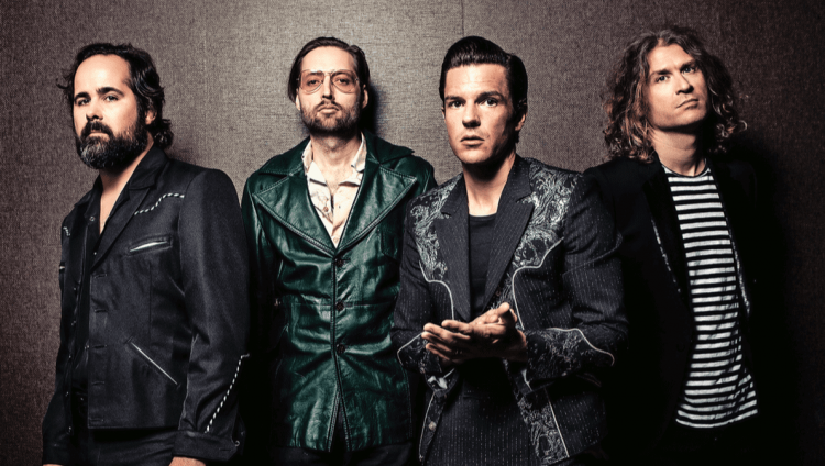 The Killers participará en serie de Netflix 'Song Exploder'