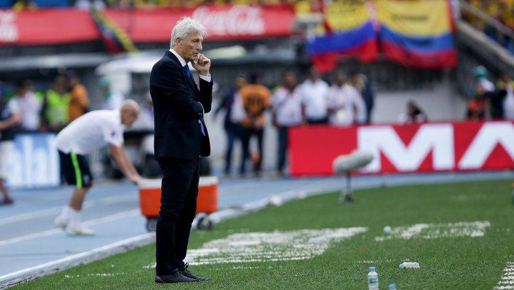 José Pekerman, extécnico de la Selección Colombia de fútbol. Foto: Colprensa.