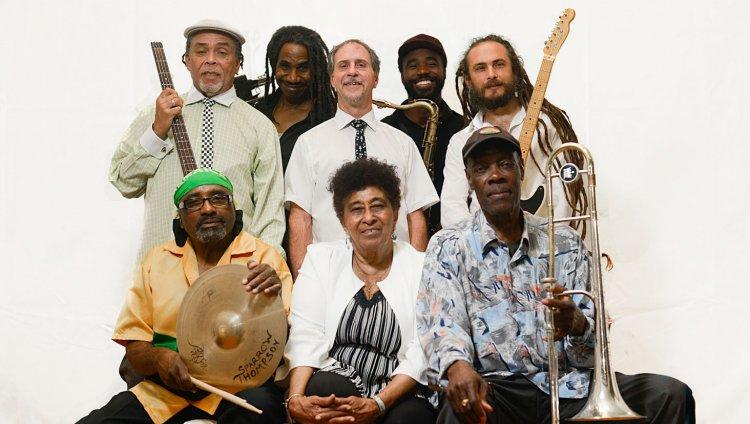 The Skatalites. Foto tomada de skatalites.com