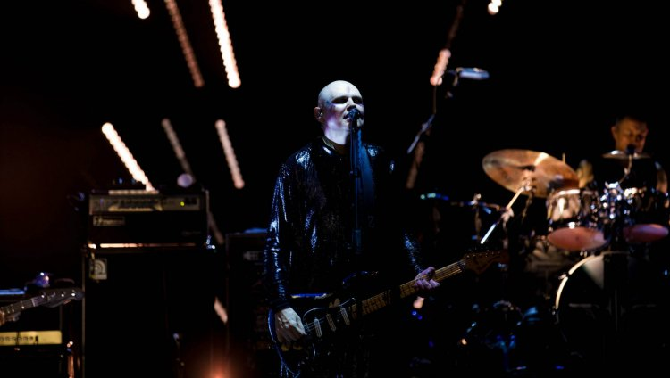 Foto de Facebook: The Smashing Pumpkins