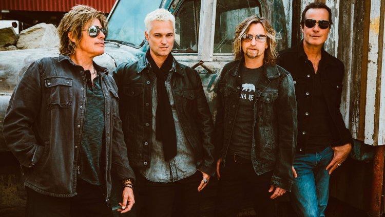 Stone Temple Pilots 2018. Foto de Michelle Shiers para Billboard.