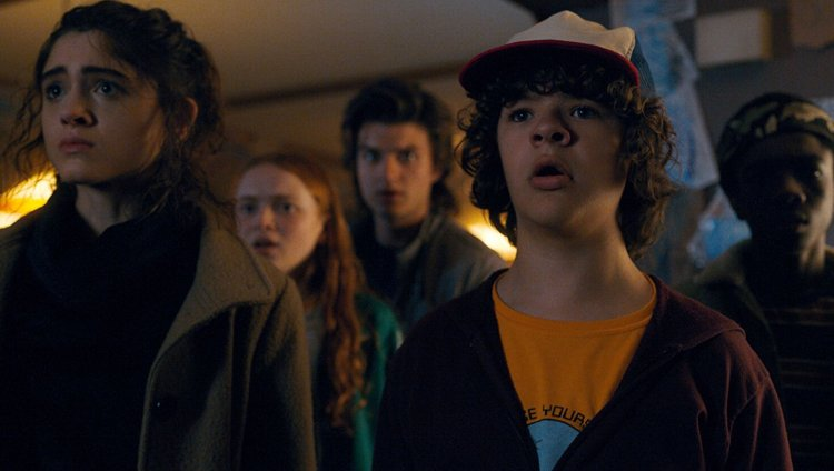 Stranger Things, una de las series más costosas de Netflix.