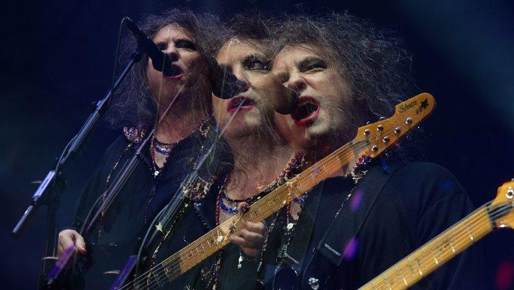 foto tomada de thecure.com