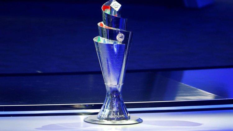 Trofeo de la UEFA Nations League. Foto tomada de www.beinsports.com