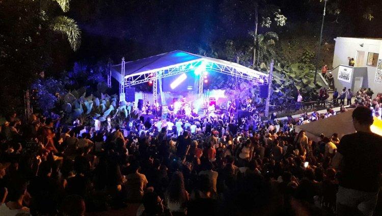 Foto tomada de Unirock en Río Cali en Facebook