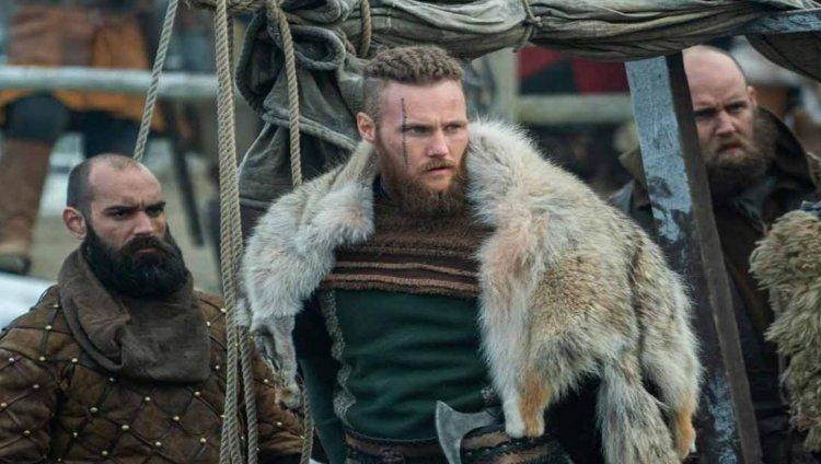 Vikingos Dónde Ver La Temporada Final Radiónica