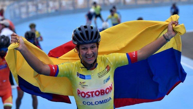 Foto: Luis Ramírez / Federación Colombiana de Patinaje.