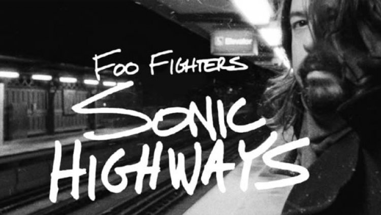 Foo Fighters estrenará disco y serie de televisión