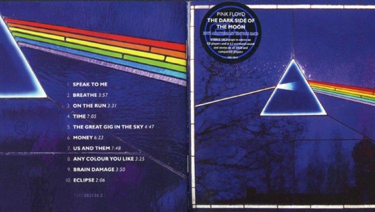 """Pink Floyd: 40 años de """"El lado oscuro de la luna"""""""