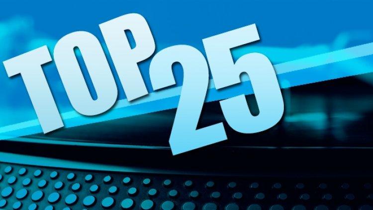 Los 25 discos del 2012