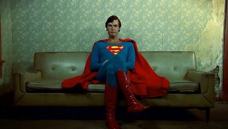 Y si Superman fuera...